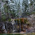Hanging Lake 4 by Angelina Tamez