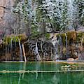 Hanging Lake 6 by Angelina Tamez