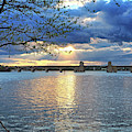 Hanover Street Bridge Baltimore Maryland by Bill Swartwout Photography
