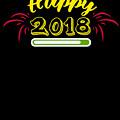 Happy 2018 by Andrea Robertson