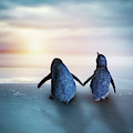 Happy Feet by Evelina Kremsdorf