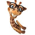 Happy Giraffe by Shopzify Design