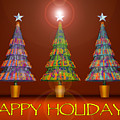 Happy Holidays by Walter Neal