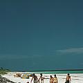 Harbour Isle Beach by Slim Aarons