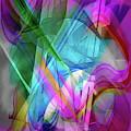 Harp by Visual Artist Frank Bonilla