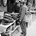 Harry Kregman, Owner Of Hats & Caps, At by New York Daily News Archive
