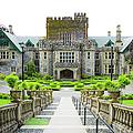 Hatley Castle Of Royal Roads University by Gregobagel