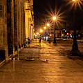 Havana Street Lights by Tom Singleton