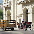 Havana Tres Transports by Paul Rebmann