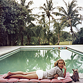 Having A Topping Time by Slim Aarons