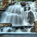 Hawk Falls Closeup by Adam Jewell