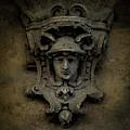 Head Of Mercury by Jaroslaw Blaminsky