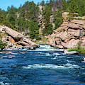 Headwaters Of The South Platte by Steve Krull