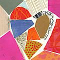 Heart #40 by Jane Davies