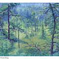 Heath Pond Bog by Betsy Derrick