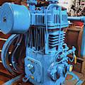Heavy Duty Machine by Robert Margetts