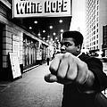 Heavyweight Boxer Ali And, Aka Muhammad by Bob Gomel