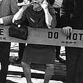 Heckler At Anti-war Demonstration by Fred W. Mcdarrah