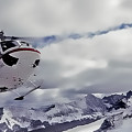 Helihiking In The Canadian Rockies by Kay Brewer