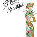 Hello Beautiful by Claudia Schoen