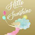 Hello Sunshine by Claudia Schoen