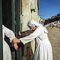 Helping Hands by Michael Gerbino