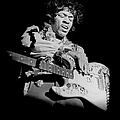 Hendrix At Monterey by Ed Caraeff/morgan Media