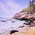 Hidden Beach by Scott Kemper