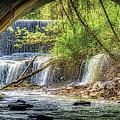 Hidden Falls by Jim Lepard