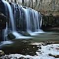 Hidden Falls by Larry Ricker