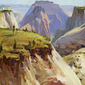 High On Zion by Steve Henderson