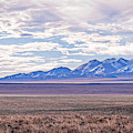 High Plains And Majestic Mountains by Jim Thompson