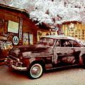 Highsmith Old Car by Robert G Kernodle