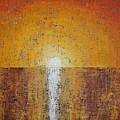 Hilton Head Sunrise Original Painting by Sol Luckman