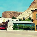Historic Buildings In Challis Idaho by Tatiana Travelways