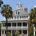 Historic Downtown High Battery Home by Dale Powell