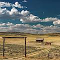 Historical Rural Montana by Leland D Howard