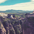 historical village of Ronda, Spain by Ariadna De Raadt