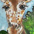 Hobbes Giraffe by Tim Nyberg
