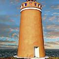 Holmsberg Lighthouse by Anthony Dezenzio
