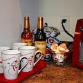 Home Coffee Bar by Cynthia Guinn