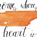 Home Is Where The Heart Is by Elizabeth Vaughn