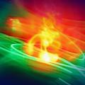 Homemade Nebula by Mario MJ Perron