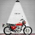 Honda Cb750 1971 by Mark Rogan
