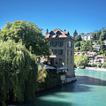 hot summer afternoon in Bern by Michelle Meenawong