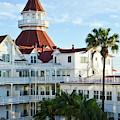 Hotel Del Coronado Portrait by Kyle Hanson