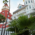 Hotel Del Coronado San Diego Portrait by Kyle Hanson