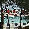 Hotel Il Pellicano by Slim Aarons
