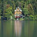 House On The Lake by Davor Zerjav