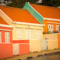 Houses Of Color by Max Huber